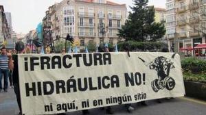 NO al fracking
