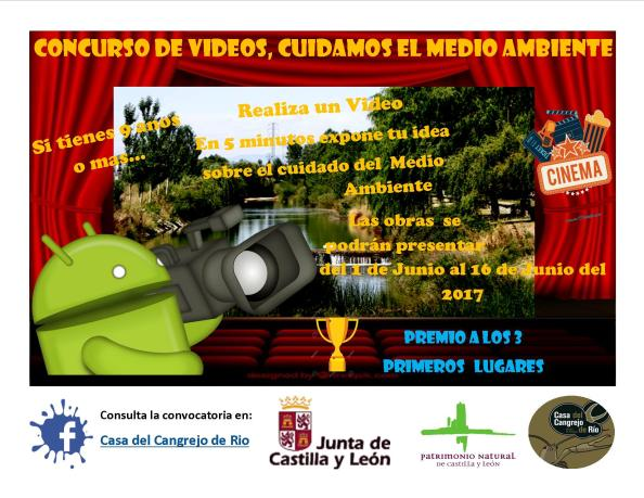 Concurso de vídeos-cuidamos el medio ambiente