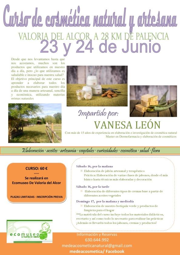 cosmética natural CARTEL Valoria del Alcor-001 (1)