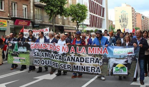 Manifestación contra la mina de uranio en Salamanca4.jpg