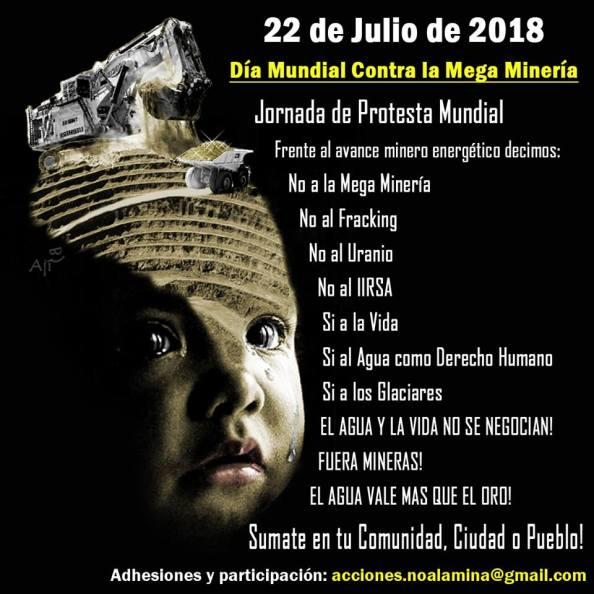 Jornada anti minería